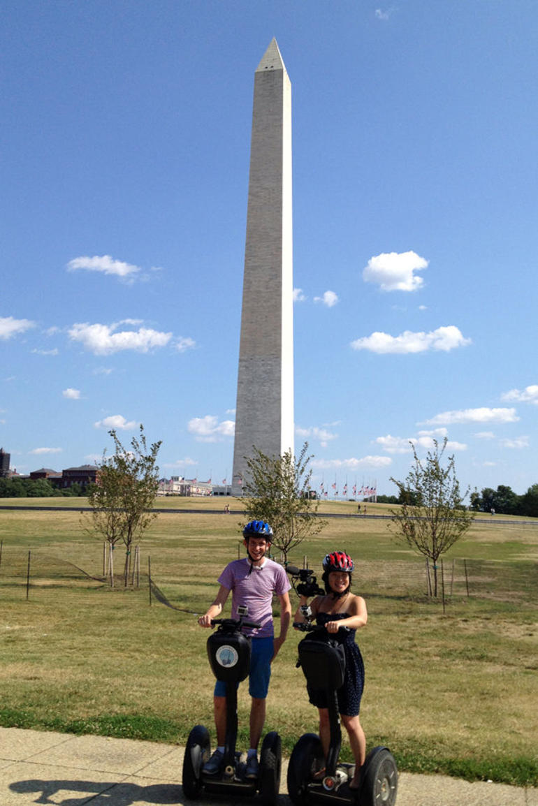 Washington DC Segway Tour - Washington DC