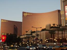 The Wynn hotel, no cameras allowed in the show though!, Glen - June 2008