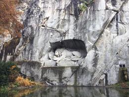Lion Monument , Irene B - November 2016