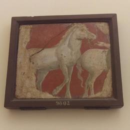 Original Pompeii Fresco , Kristi J - February 2017
