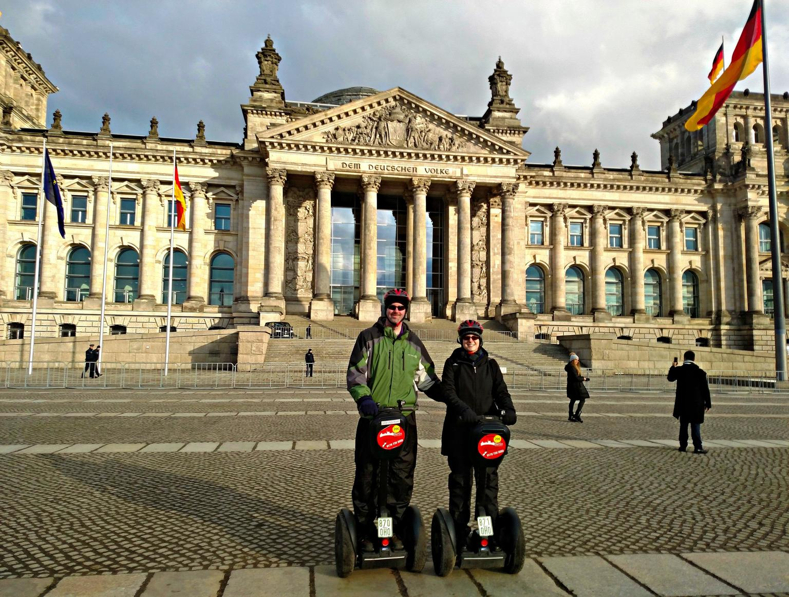 MORE PHOTOS, 2 Hour Berlin Small Group Segway Tour