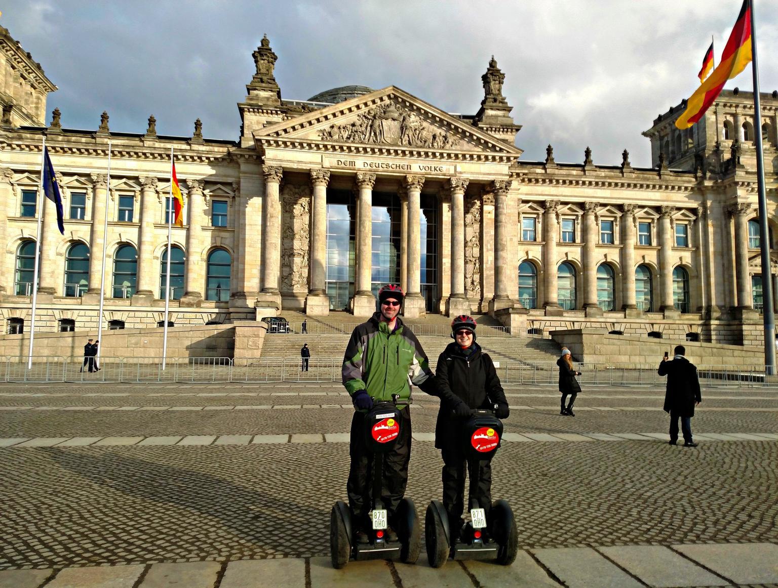 MAIS FOTOS, 2 Hour Berlin Small Group Segway Tour