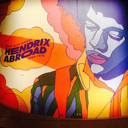 MoPOP Hendrix Exhibit , Shari M - July 2017