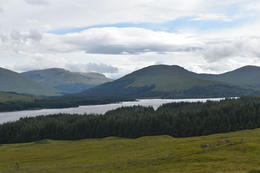 Loch Tulla Viewpoint , Lea F - August 2017