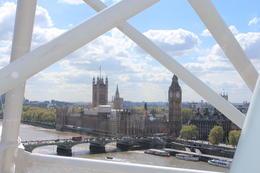Gigantischer Blick aus der Kapsel des London Eye , Rita K - August 2017