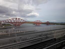 This awesome bridge was something otw back to Edinburgh , Suz - August 2017