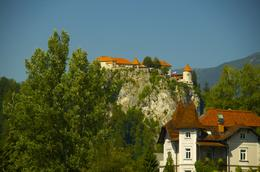 Bled Castle. , Paul W - August 2017