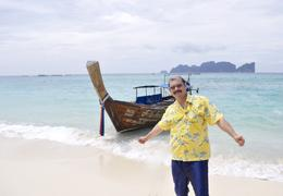 ME IN PHI PHI ISLAND , larcy - October 2017