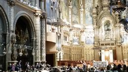 L'Escolania Choir singing , julyzoa - November 2017