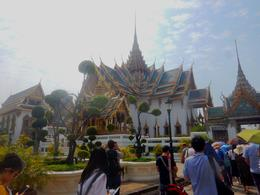 On the Grounds of the Grand Palace. , Jane N - January 2018