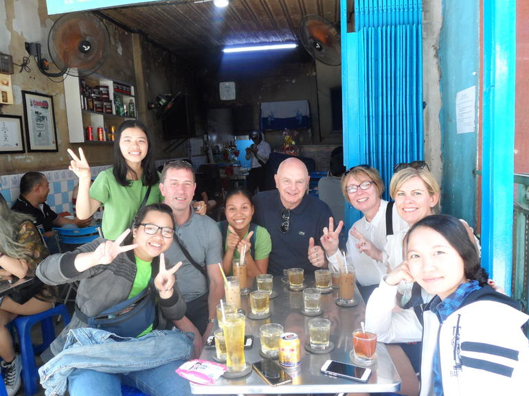 Private Ho Chi Minh Sightseeing and Food Tour by Scooter photo 21