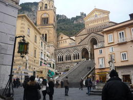 The town of Amalfi was very quaint and had lots to see ... thoroughly enjoyed every minute of the trip , pamela j - March 2012