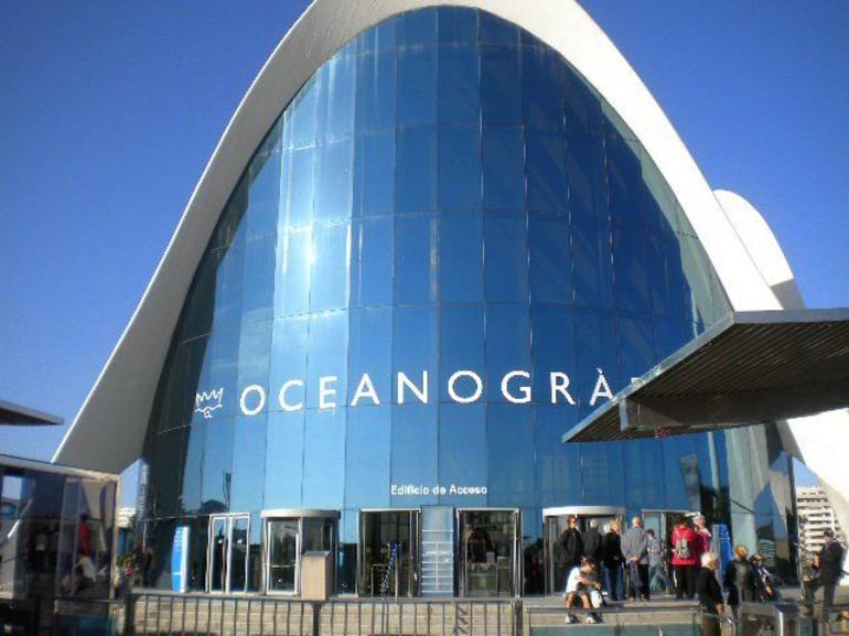 Aquarium Museum - Valencia