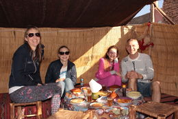 Breakfast in the Berbers village , Ante B - June 2016