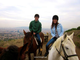 As I mentioned in my review, the HIGHLIGHT of the horse riding tour. , Lucas Ho - December 2013