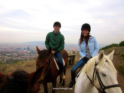 Horse Riding Tours Barcelona