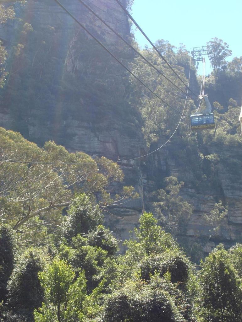 Cable Car - Sydney