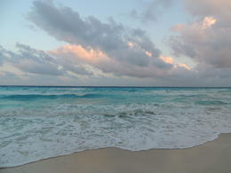 The final destination - the beaches of Cancun. , Kevin F - May 2013