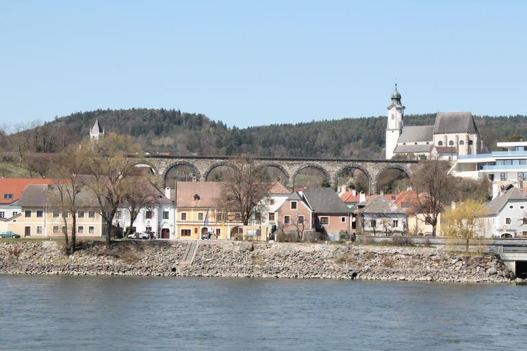 Castelo - Passeio a Cidade de Melk - Vienna