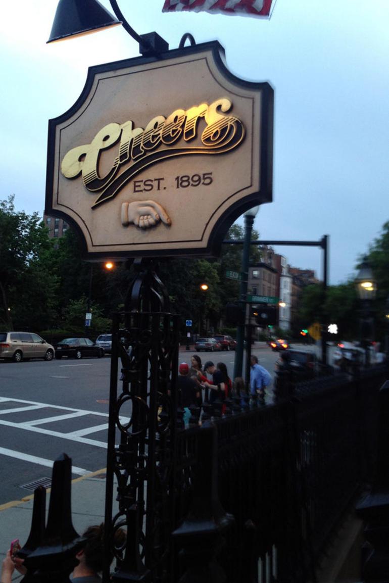 Cheers! - Boston