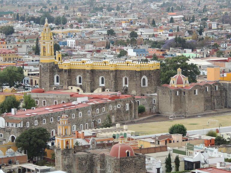 Cholula - Mexico City