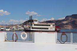 Dessert Princess Cruise at Lake Mead , fresendiz - December 2015