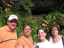 Joe, Linda, Alyssa and Gloria , MamaLindaC - September 2012