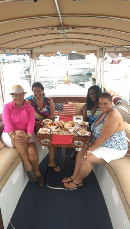 4th of July Girl's Get Away Weekend with Joy Sheridan, Lizette Cordero, Leslie Rowans and Francis Stennis. Awesome Adventure!!! , Leslie R - July 2015