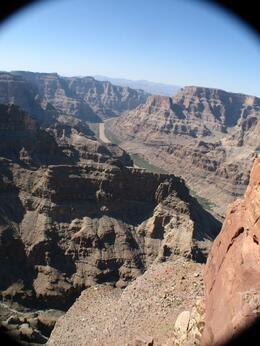 View of the Grand Canyon., Craig T - October 2007