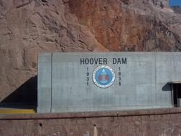 The Hoover Dam , Kimela S - September 2012
