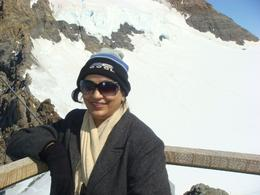 Really unbelievable and stunning beauty of Junfraujoch Mountains with fresh snow and the glacier. As it is extremely cold, one should prepare for sudden change in temperature. During night hours..., Sudhir K A - September 2009
