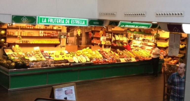 Market - Madrid