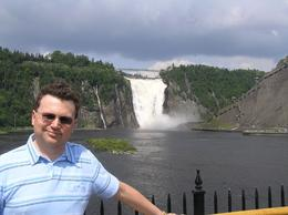 Quebec, Montmorency Falls, Viktor B - August 2008