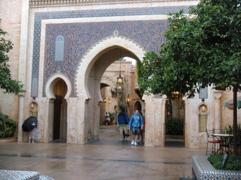 Morocco - Orlando