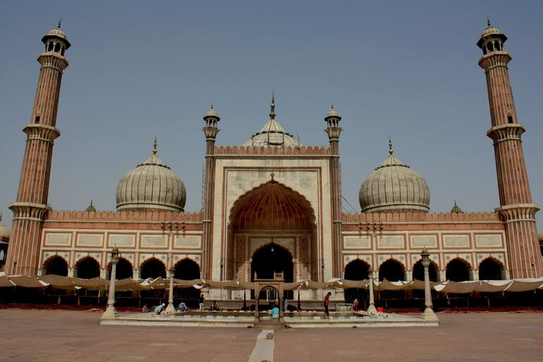 Mosque - New Delhi