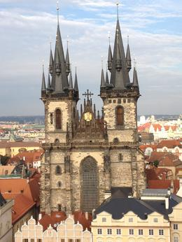 Prague, Old Town Square , Dmitriy M - December 2014