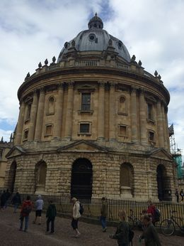 Oxford Universtiy , terri - July 2015