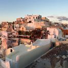 Puesta del sol en Oia y recorrido por los pueblos tradicionales de Santorini, ,