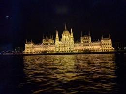 Parliament at night , Eileen N - September 2016