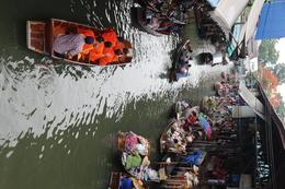 Floating Markets, Asha & Brock - July 2013