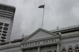 Raffles Hotel , J M M - April 2012