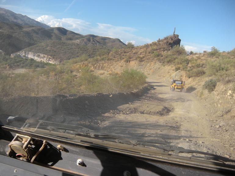 Rough roads - Phoenix