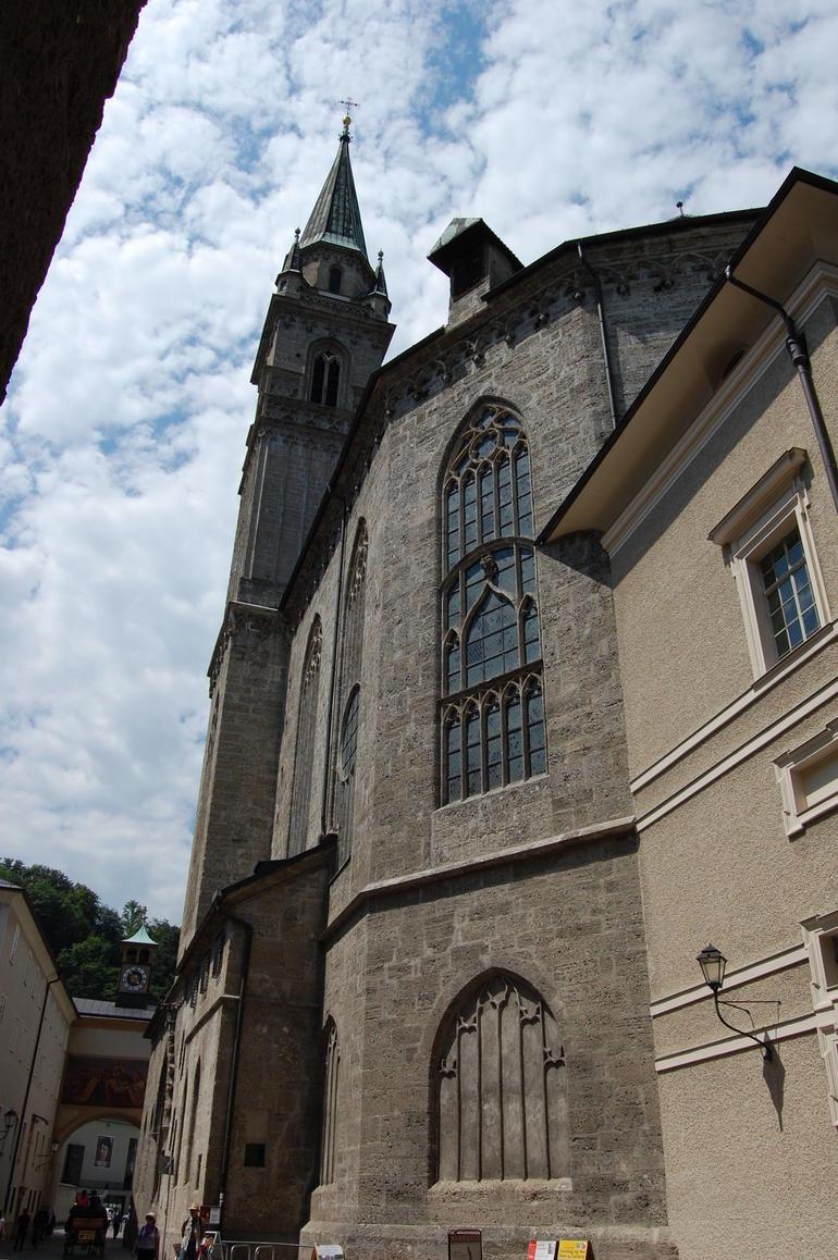 Salzberg - Munich