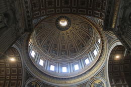 Inside St Peter's , Lauren C - October 2014