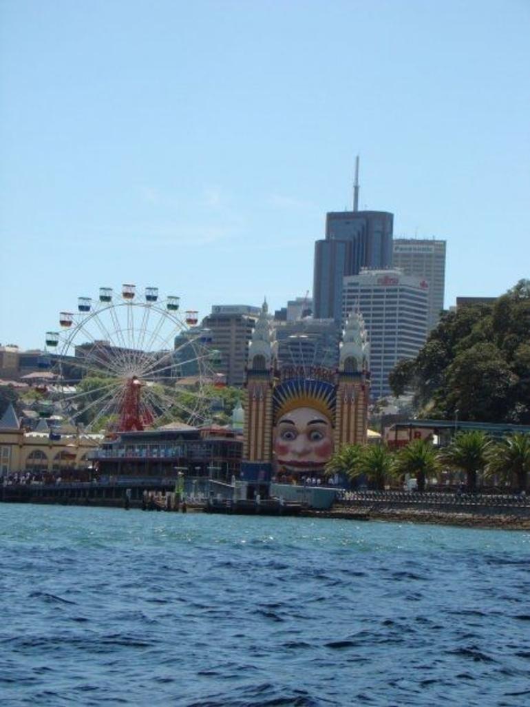 Sydney Luna Park - Sydney