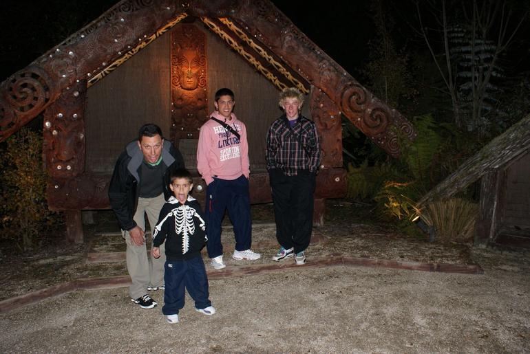 Time to Go - Rotorua