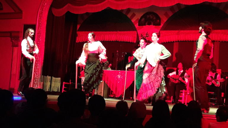 Seville Night Tour with Tablao Flamenco Show photo 9