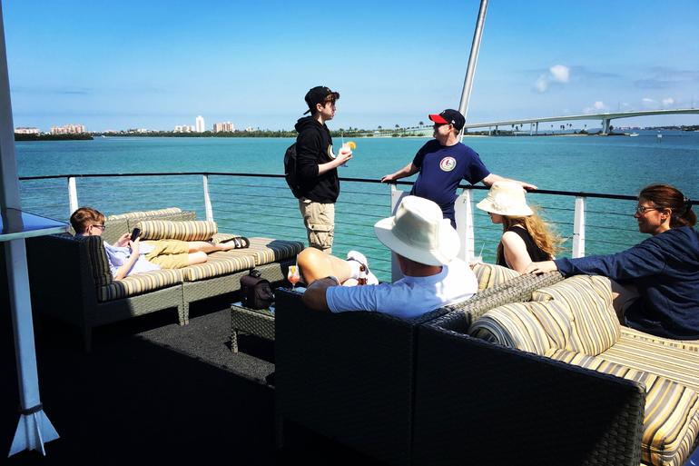 Clearwater Daytime Yacht Sightseeing Cruise with Optional Dining photo 10