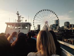Argosy Cruise Seattle , Shari M - July 2017