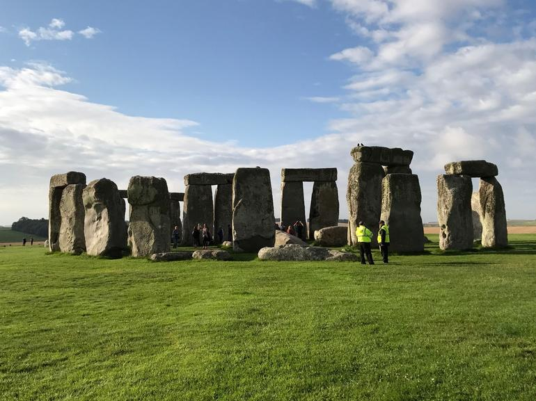 Stonehenge Inner Circle Access Day Trip from London Including Windsor photo 16